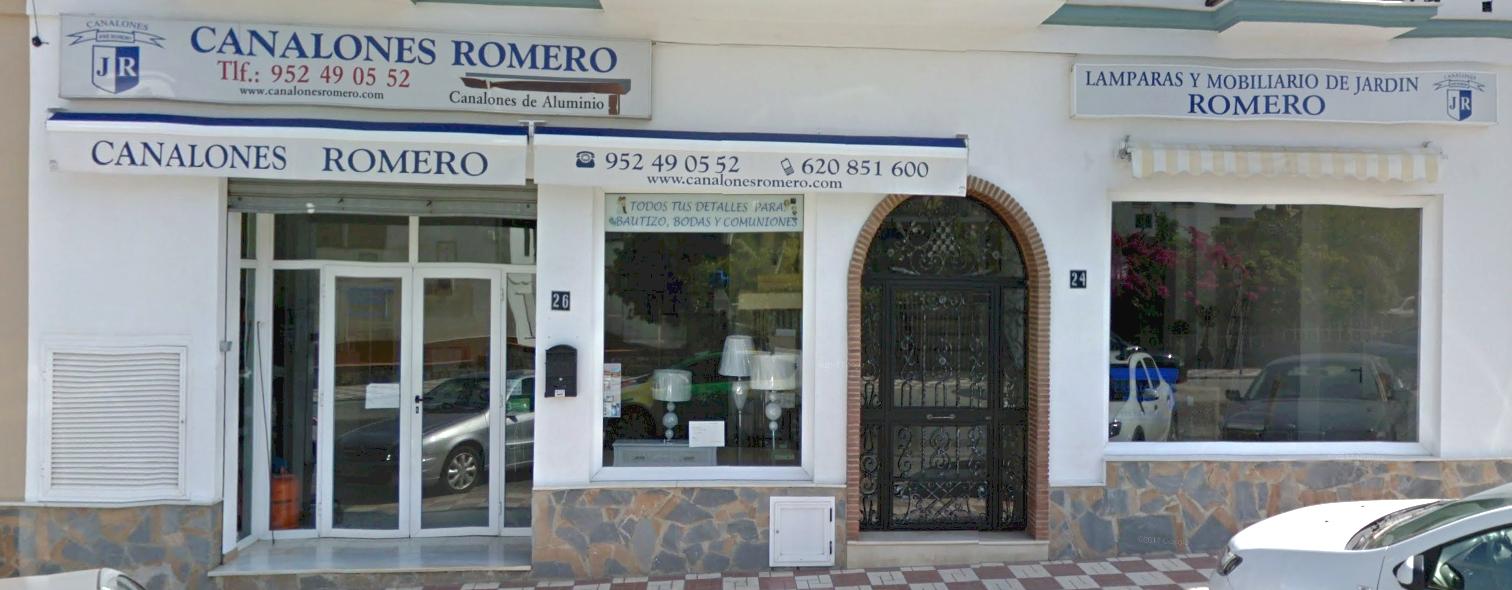 CANALONES ROMERO